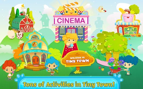 Cutie Patootie-Welcome to Town- screenshot thumbnail
