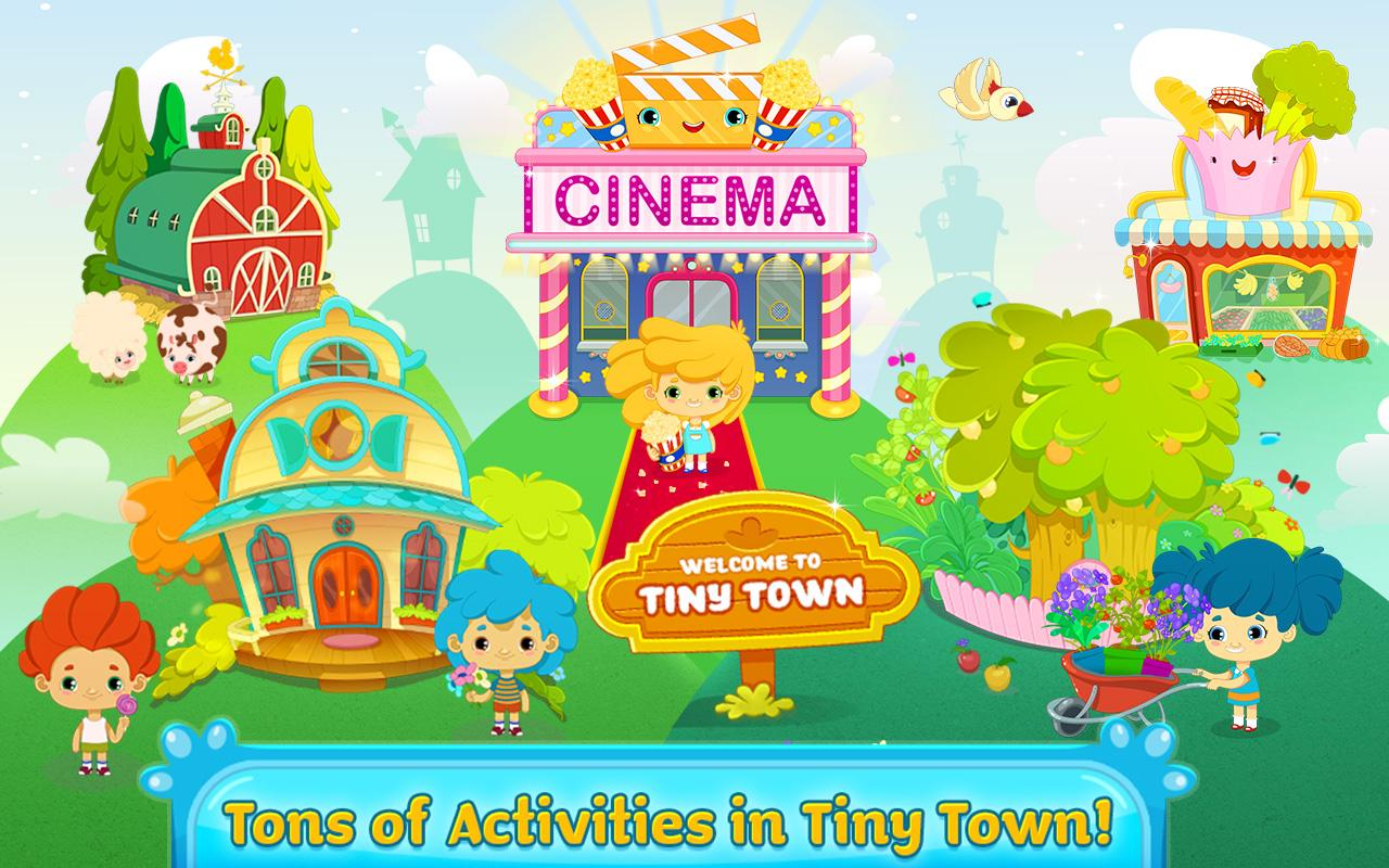 Cutie Patootie-Welcome to Town- screenshot