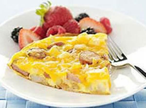 Easy Saturday Morning Skillet Breakfast
