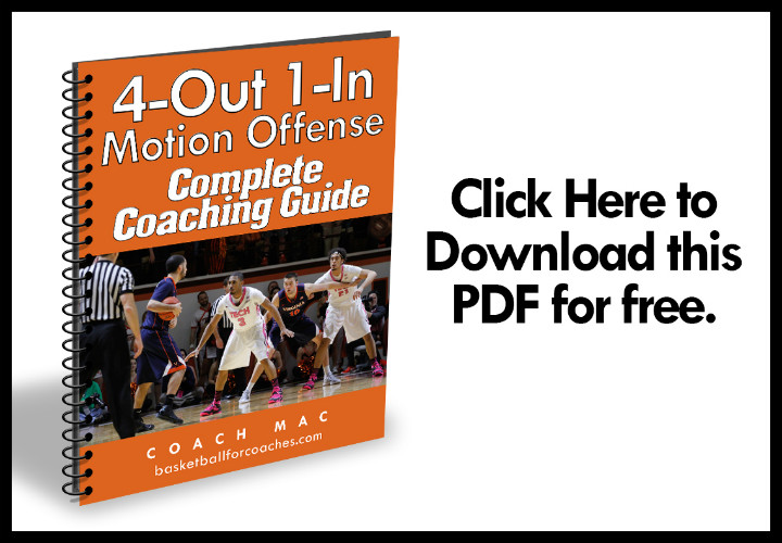 4 out 1 in motion offense download