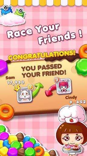 Cookie Mania - Match-3 Sweet Game  screenshots 4