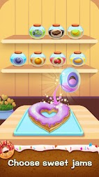 Make Donut - Kids Cooking Game APK screenshot thumbnail 2
