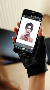Emo Style Photo Editor - náhled