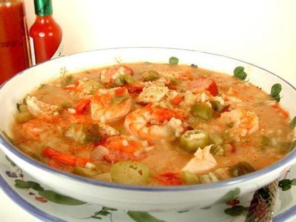 Cajun Seafood Gumbo Recipe