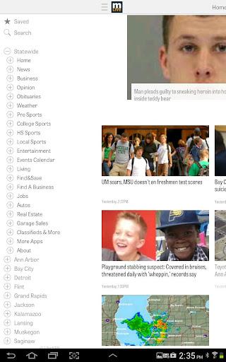 MLive.com screenshots 6