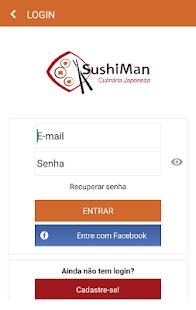 Sushi Man - náhled