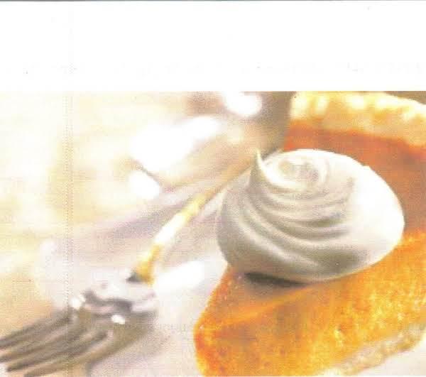Russ's Pumpkin Pie Recipe