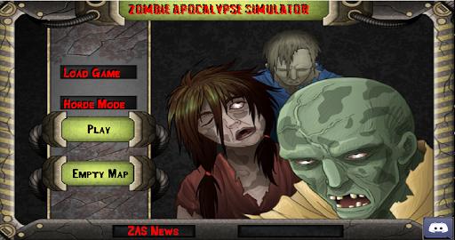 Télécharger Gratuit Code Triche Zombie Apocalypse Simulator (Demo Version) MOD APK 1
