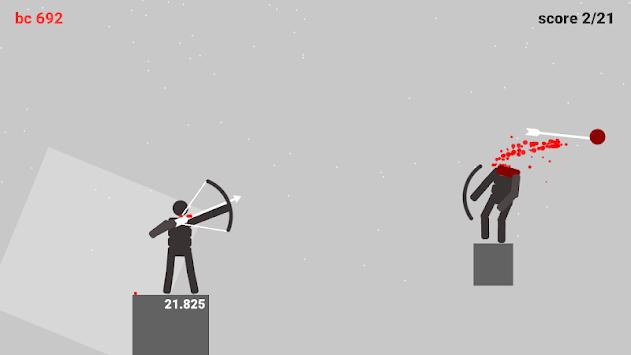 🎯 Stickman Archers: Bloody Rampage