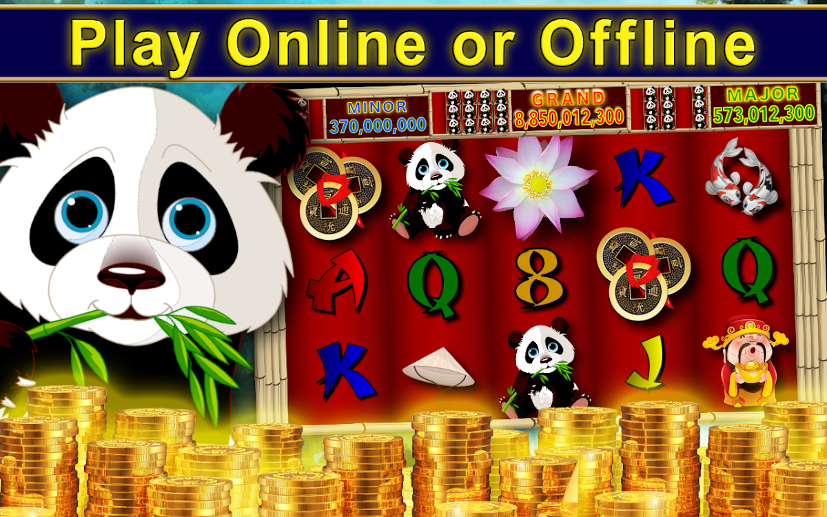 Online casino with mobile app
