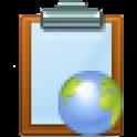 View Web Source icon