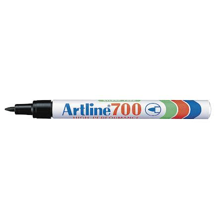 Märkpenna Artline 700 blå