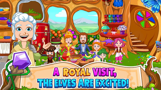 Download My Little Princess : Wizard World, Fun Story Game 1.09 2
