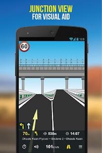 NaviMaps: 3D GPS Navigation - náhled
