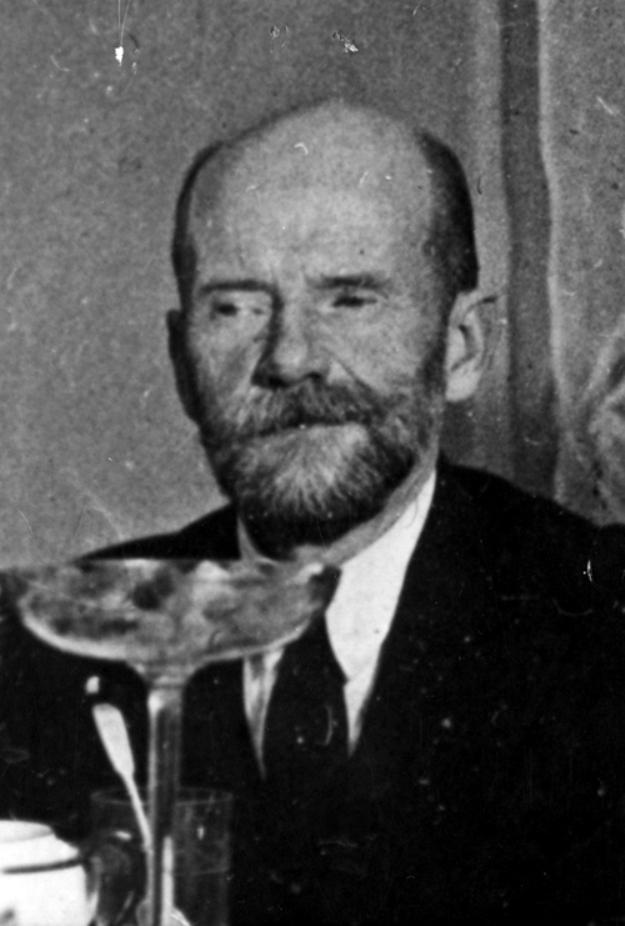 Николай Дейбнер — организатор и председатель «Петербургского союза глухонемых» (1903). Расстрелян
