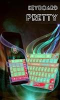 Screenshot of Pretty Bow Keyboard
