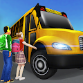 Super High School Bus Driving Simulator 3D - 2019 APK