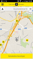 Screenshot of DTM Taxi