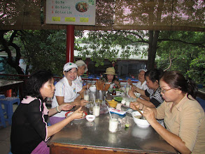 Photo: Điểm tâm bún bò Huế (Thủ Đức)