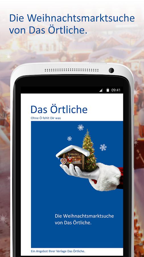 Weihnachtsmärkte Deutschland- screenshot