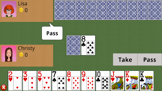 Gin Rummy- screenshot thumbnail
