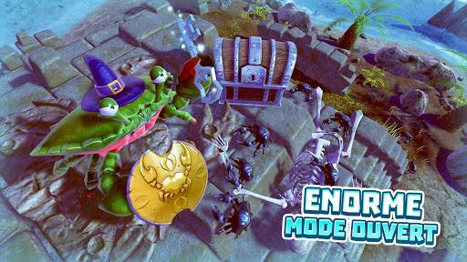 Code Triche King of Crabs APK MOD screenshots 5