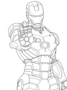 how to draw ironman ez screenshot thumbnail