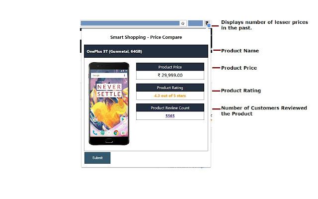Smart Shopping - Price Compare