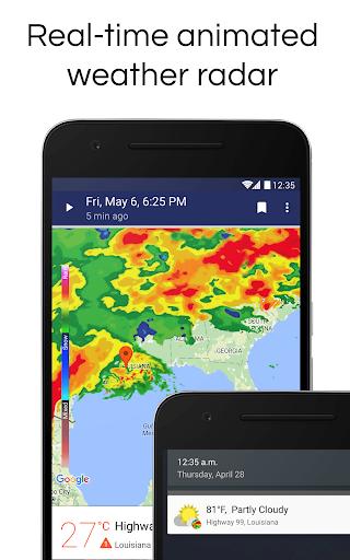 天氣預報及雷達