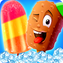 Ice Candy Snack - Ice Pop Maker icon