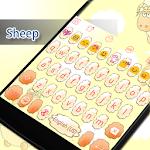 Sheep Eva Keyboard -Diy Gif