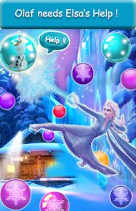 Ice Queen Frozen Bubble 2