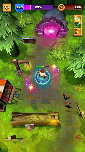 Epic Witcher Hero 1.2.2 screenshots 1