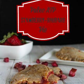 Paleo AIP Strawberry Rhubarb Pies
