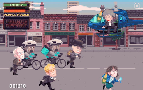 CorbynRun- screenshot thumbnail