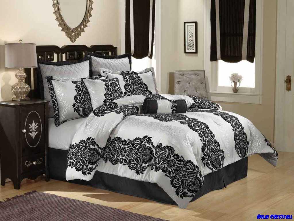 Bed sheet designs pictures - Bedspread Model Designs Screenshot