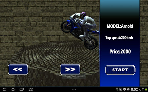High Speed Moto Bike Racing:3D