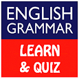 English Grammar - Learn & Quiz