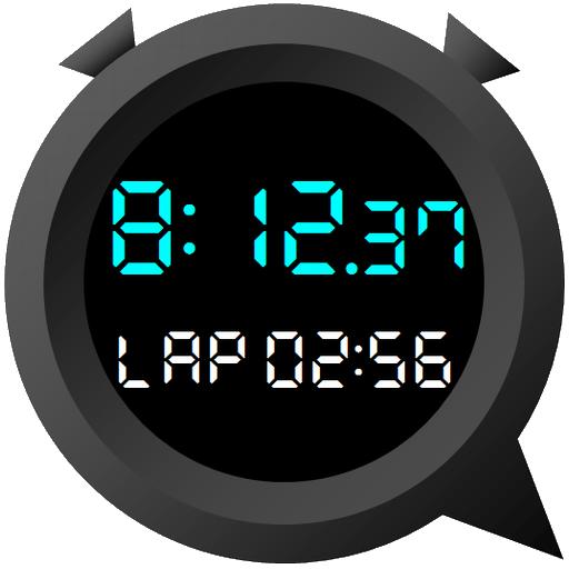Talk! stopwatch & timer app