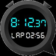 Talk! stopwatch & timer app APK icon