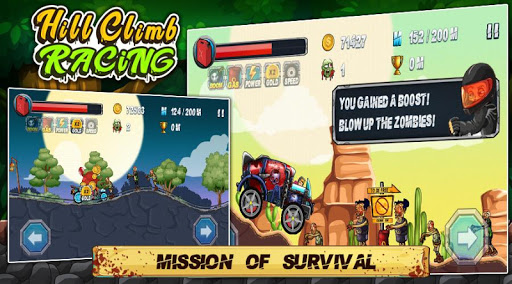 Zombie Hill Racing 1.1.3 {cheat|hack|gameplay|apk mod|resources generator} 2