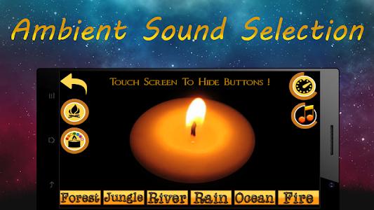 Night Candle : relaxation, sleep, meditation 26.0