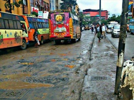 Sonko accuses Kidero of 'diverting' Sh3.7 billion for city roads