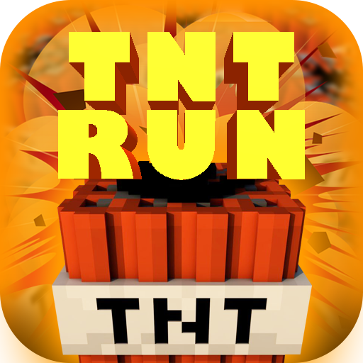 About Tnt Run Survival Race Mini Game Minecraft Mcpe
