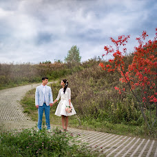 Wedding photographer Viktoriya Khaliulina (viki-photo). Photo of 08.09.2017
