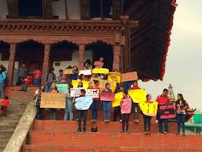 Photo: 4.12.15 Hollaback! Kathmandu, Nepal