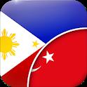 Filipino-Turkish Translator icon