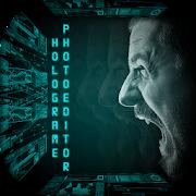 Hologram Photo Editor