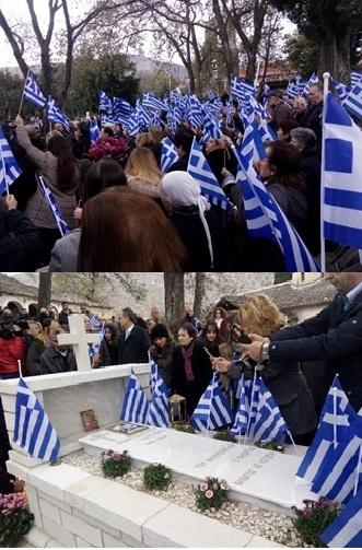Και νεκρό φοβούνται τον Κωνσταντίνο Κατσίφα οι Αλβανοί