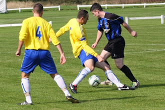 Photo: 28/09/13 v Brinklow (Coventry Evening Telegraph Challenge Cup 1st Round) 1-4aet - contributed by Rob Campion